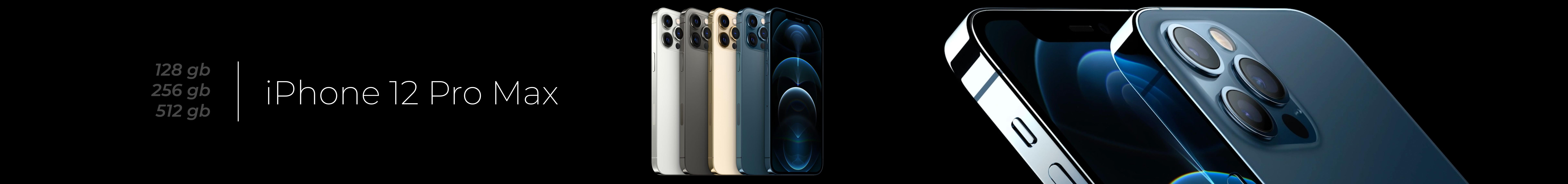 iPhone 12 Pro Max Open Box Mobile