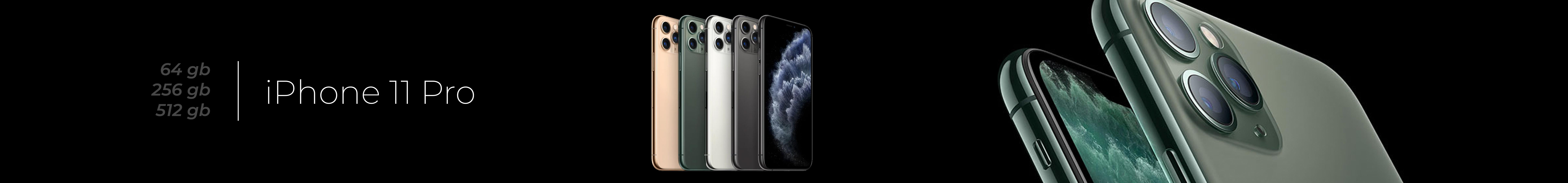 Móvil de caja abierta iPhone 11 Pro