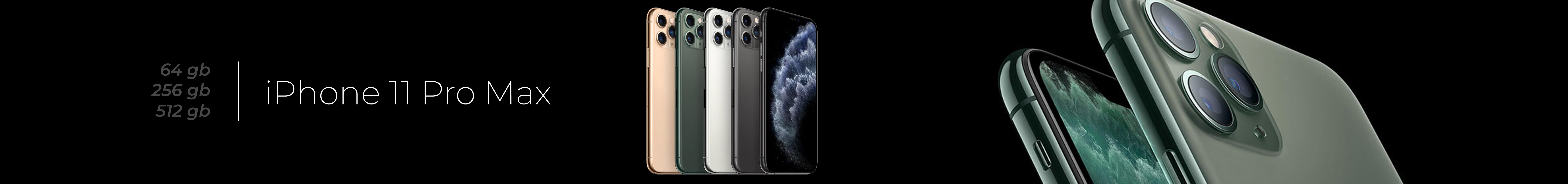 iPhone 11 Pro Max Open Box Mobile