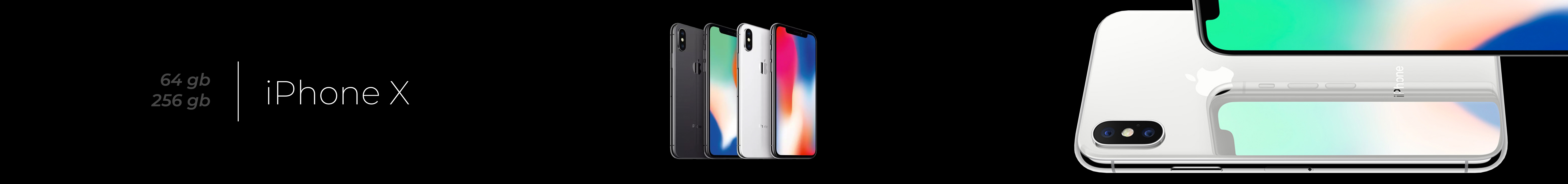 iPhone X Open Box Mobile