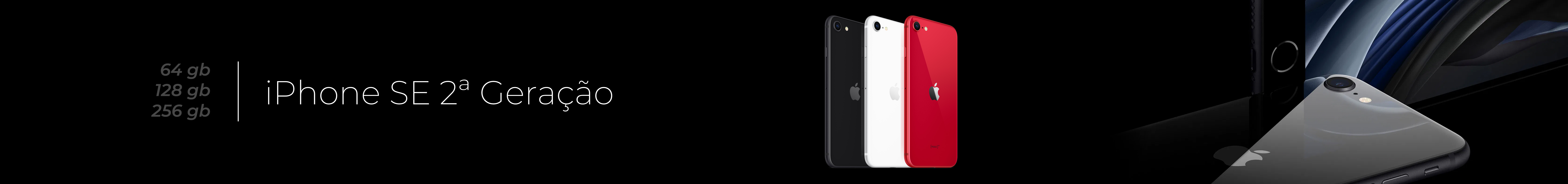 iPhone SE 2ª Geração Open Box Mobile
