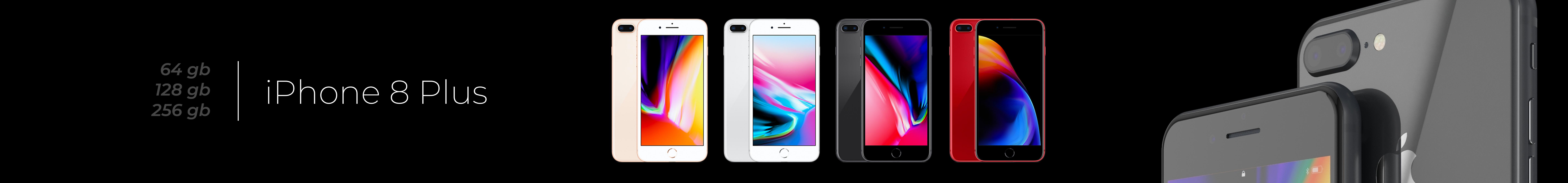Móvil Open Box para iPhone 8 Plus