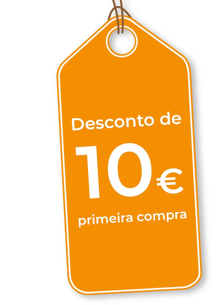 10,00€ Discount