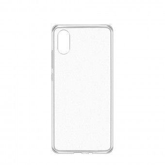 Capa silicone Transparente iPhone 12