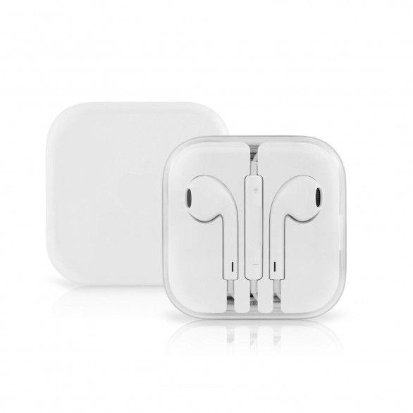 EarPods Headset Jack White