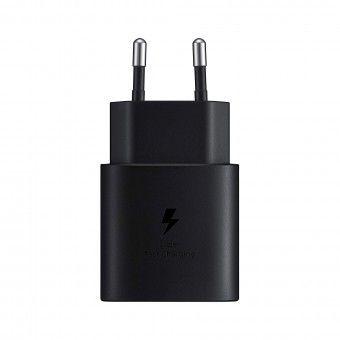 USB Charger Black C 25W