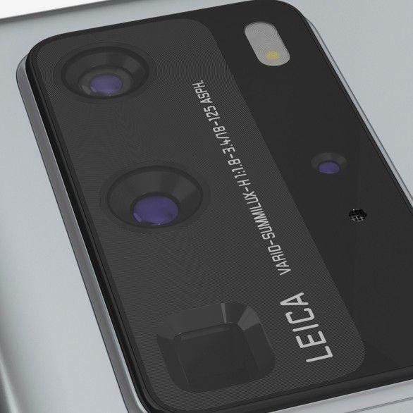 Huawei P40 Pro 8GB 256GB Prateado