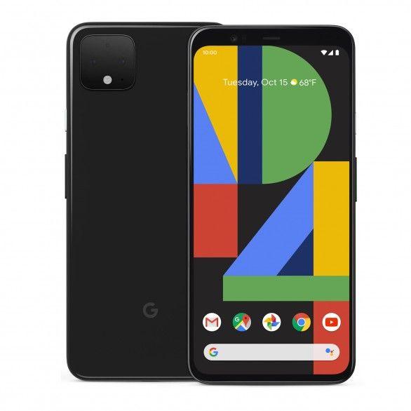 Google Pixel 4 XL 6GB 64GB Preto