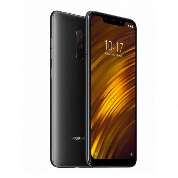Xiaomi Pocophone F1 6GB 64GB Cinzento