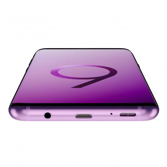 Samsung Galaxy S9 + 6GB 128GB Purple Rose