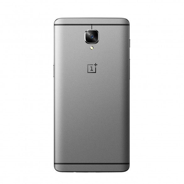 OnePlus 3T 6GB 64GB Prateado