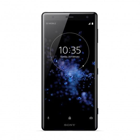 Sony Xperia XZ2 4GB 64GB Preto