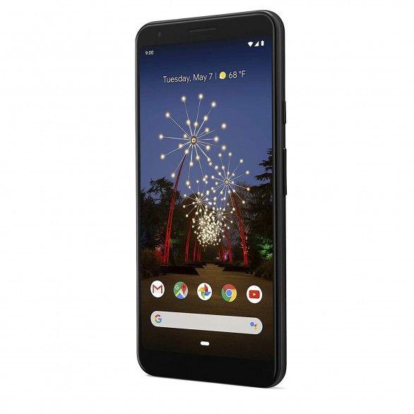 Google Pixel 3a XL 4GB 64GB Preto