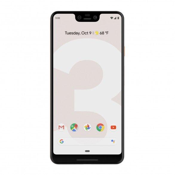 Google Pixel 3 XL 4GB 64GB Rosa