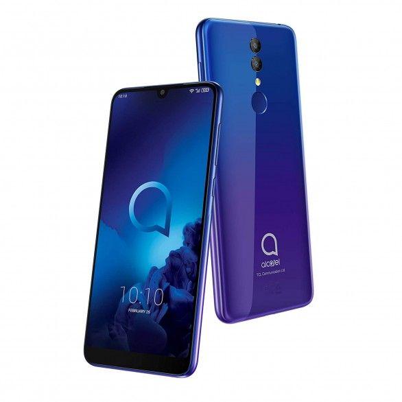 Alcatel 3 2019 3GB 32GB Azul