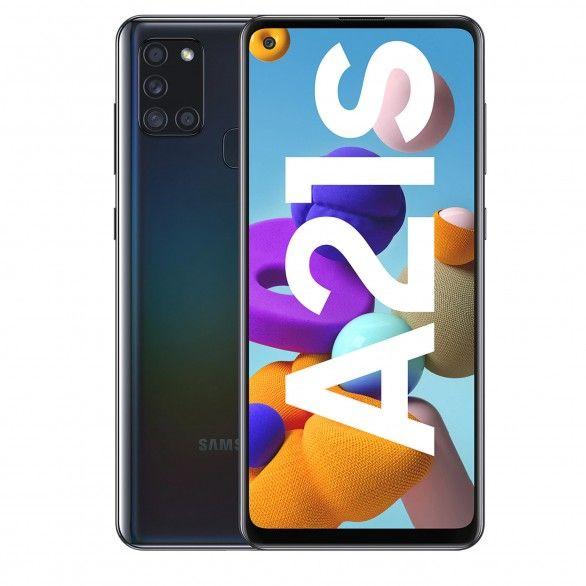 Samsung Galaxy A21s 3GB 32GB Preto