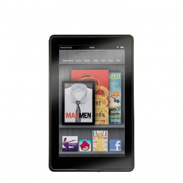 "Kindle Fire 7 ""8GB Black"