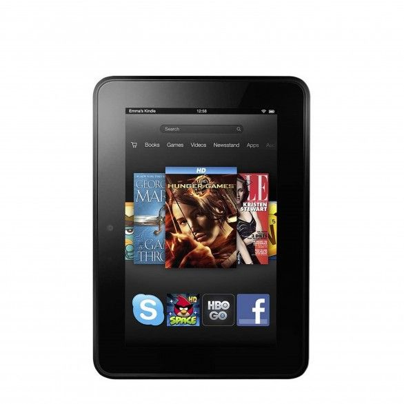 """Kindle Fire HD 7"""" 16GB Black"""