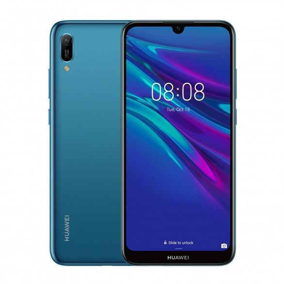 Huawei Y6 2019 2GB 32GB Azul