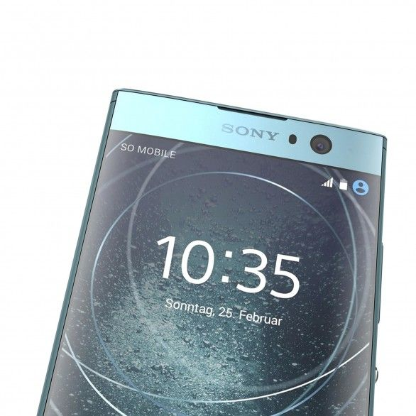 Sony Xperia XA2 3GB 32GB Azul