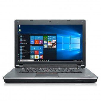 """Lenovo ThinkPad Edge 15.6 """"4GB 256GB Black"""