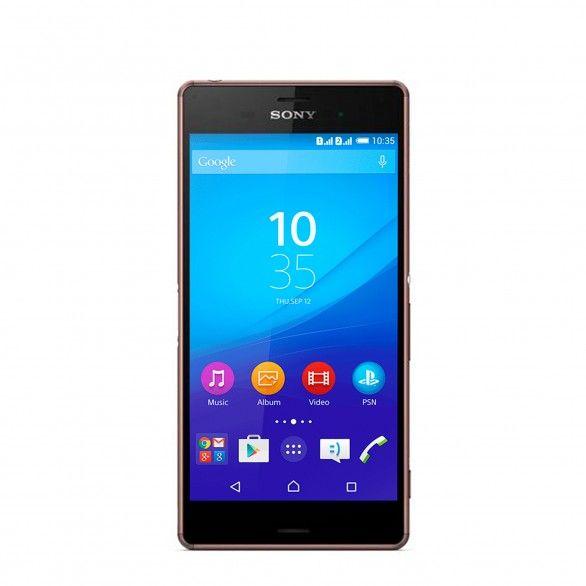 Sony Xperia Z3 3GB 16GB Dourado