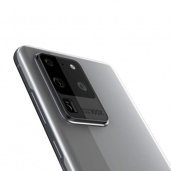 Samsung Galaxy S20 Ultra 5G 12GB 128GB Gray