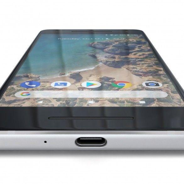 Google Pixel 2 4GB 128GB Branco