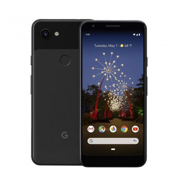 Google Pixel 3a 4GB 64GB Preto