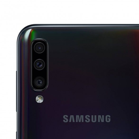 Samsung Galaxy A50 4GB 128GB Preto