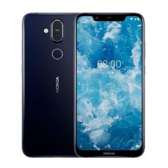 Nokia 8.1 (Nokia X7) 6GB 64GB Blue