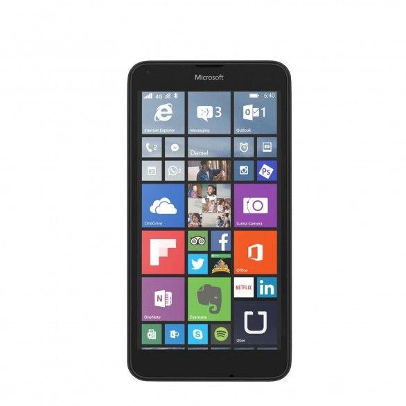 Microsoft Lumia 640 1GB 8GB Preto