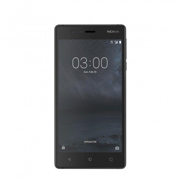 Nokia 3 2GB 16GB Preto