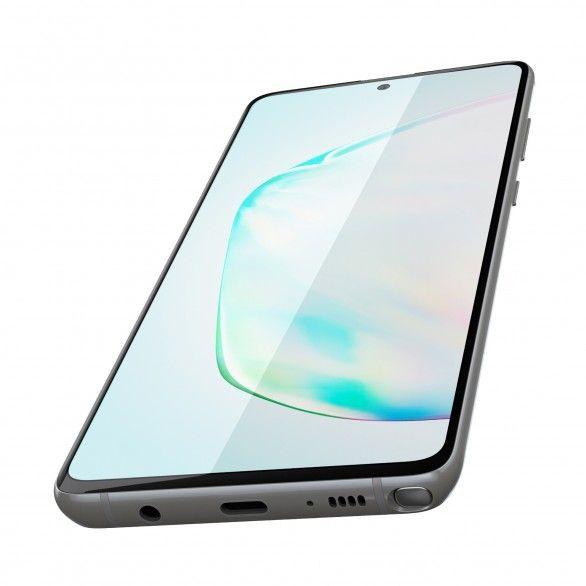 Samsung Galaxy Note 10 Lite 6GB 128GB Prateado aura