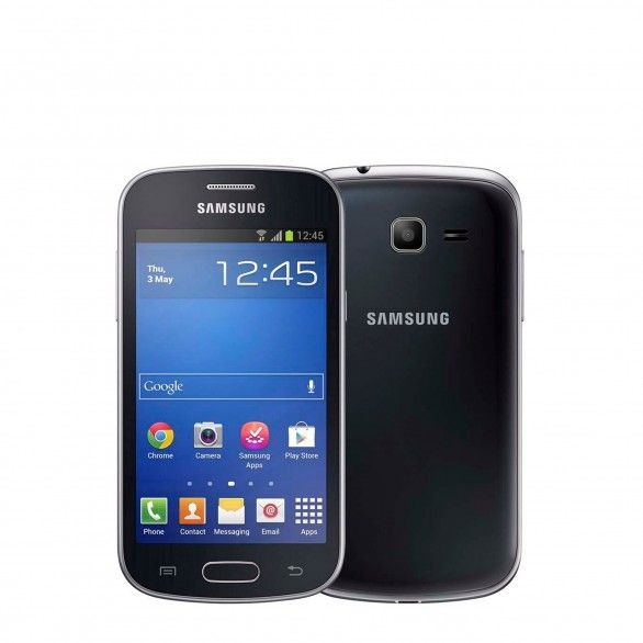 Samsung Galaxy Fresh S7390 512MB 4GB Preto