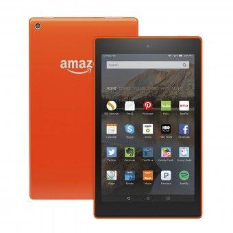 "Kindle Fire HD 8 8"" 8GB Tangerine"