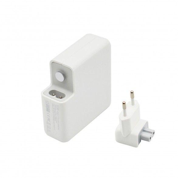 Plug Apple Padão EU Adaptador