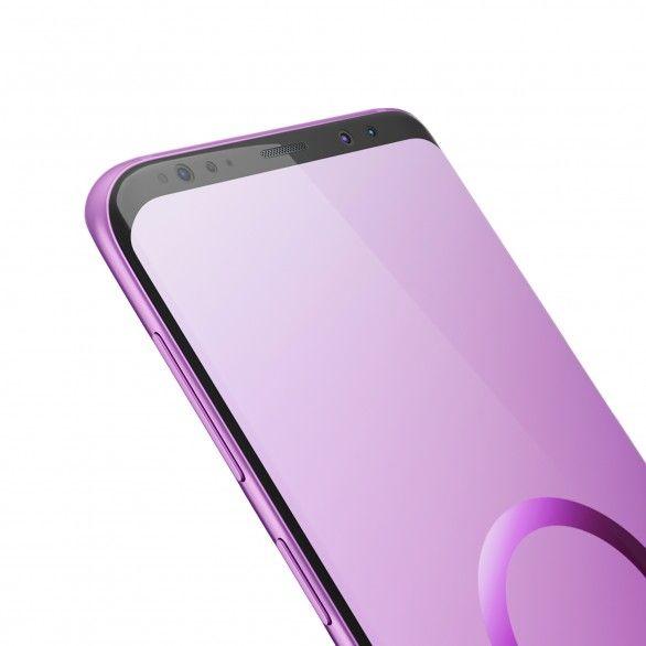 Samsung Galaxy S9 4GB 64GB Dual Sim Rosa Púrpura