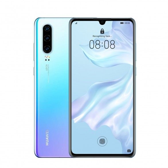 Huawei P30 6GB 128GB Cristal