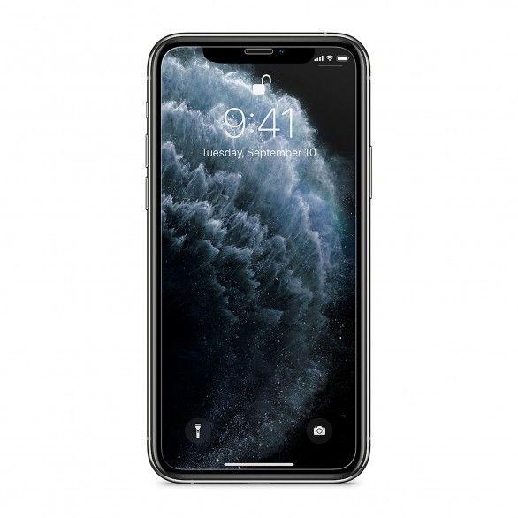 Pelicula simples Transparente iPhone XS Max