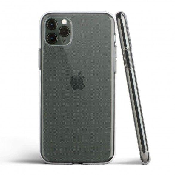 Capa silicone Transparente iPhone 11 Pro Max