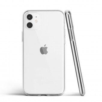 Transparent iPhone silicone cover 11