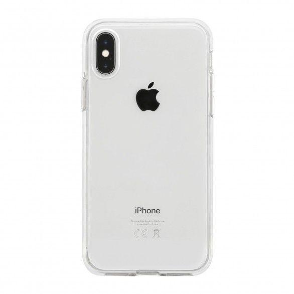Capa silicone Transparente iPhone XS Max
