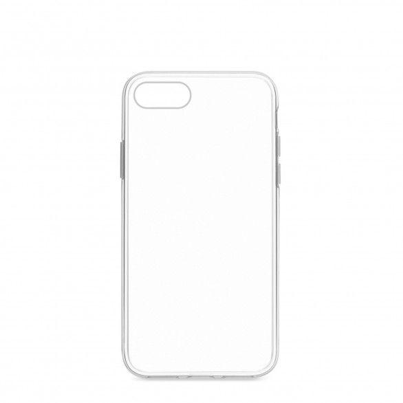 Capa silicone Transparente iPhone 7