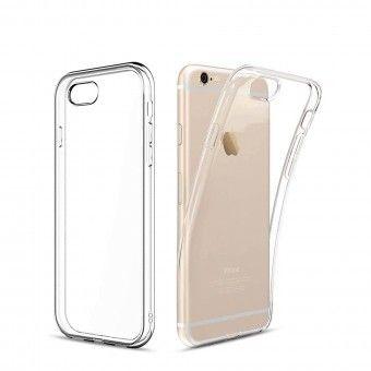 Capa silicone Transparente iPhone 6
