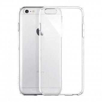 Capa silicone Transparente iPhone 6s Plus