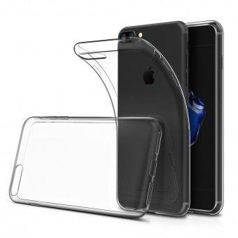 Capa silicone Transparente iPhone 7 Plus