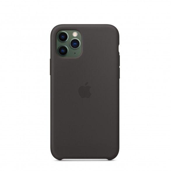Capa silicone Preto iPhone 11 Pro