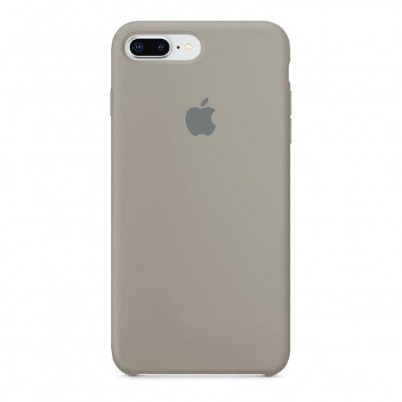 Capa silicone Cinzento iPhone 7 Plus