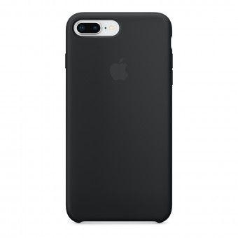 Capa silicone Preto iPhone 7 Plus